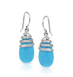 Eden Turquoise Earrings